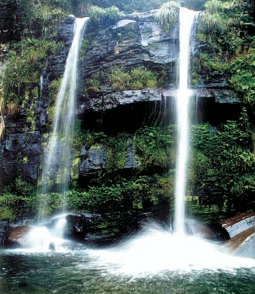 千岛湖九咆界风景区