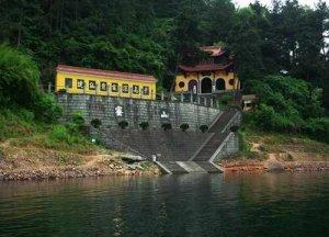 千岛湖--蜜山岛